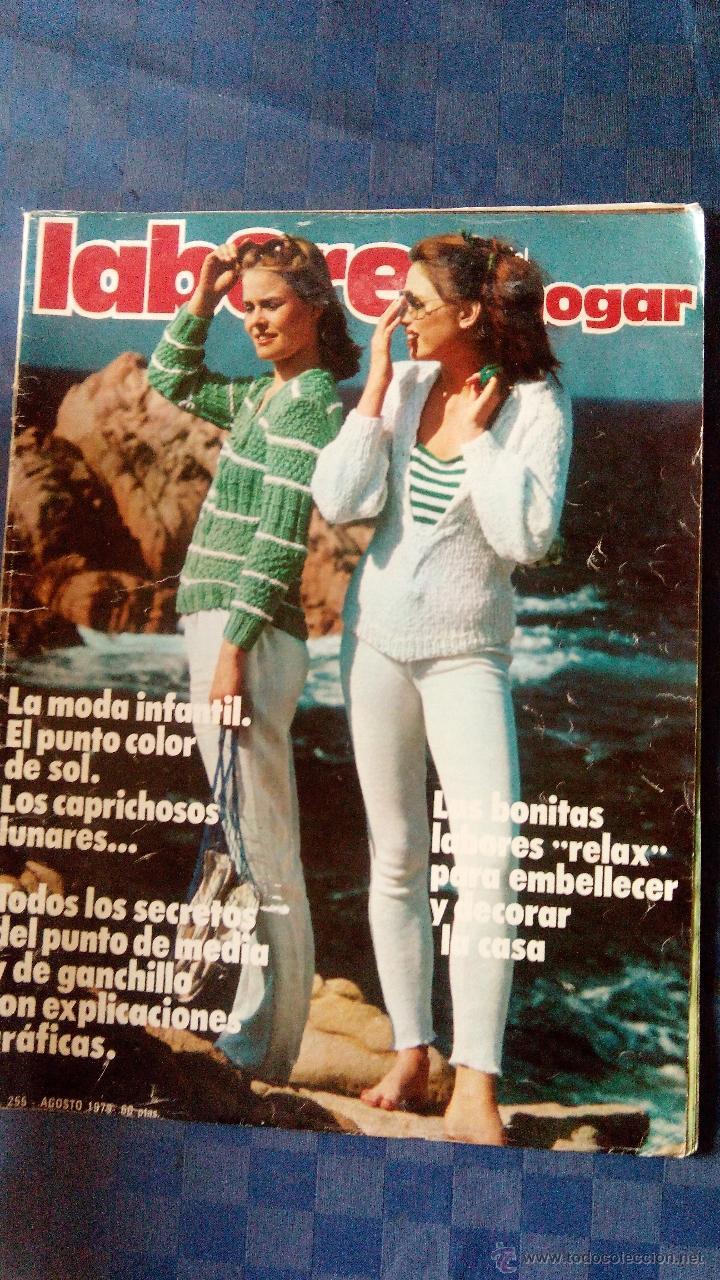 LABORES DEL HOGAR-N.255-1979 (Coleccionismo - Revistas y Periódicos Modernos (a partir de 1.940) - Otros)