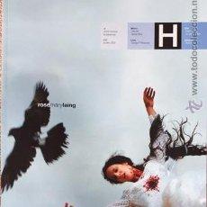 Coleccionismo de Revistas y Periódicos: REVISTA MENSUAL DE TENDENCIAS H DISEÑO Nº 37 OCTUBRE 2002. Lote 46933559