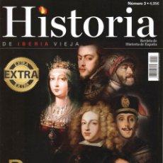 Coleccionismo de Revistas y Periódicos: HISTORIA DE IBERIA VIEJA EXTRA N. 3 - TEMA: REYES DE ESPAÑA (NUEVA). Lote 173019982