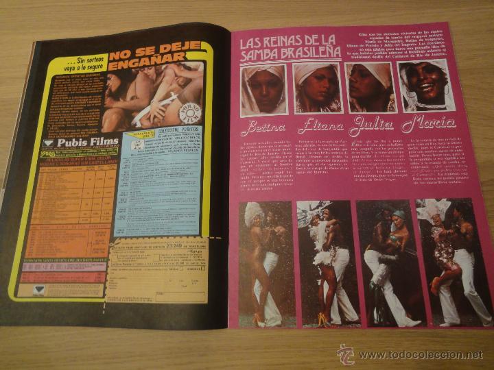 Coleccionismo de Revistas y Periódicos: Revista PEN # 30 / 1980 ~ BARBARA MOOSE ~ EVE STRATFORD ~ MARILYN JESS - Foto 5 - 46958883