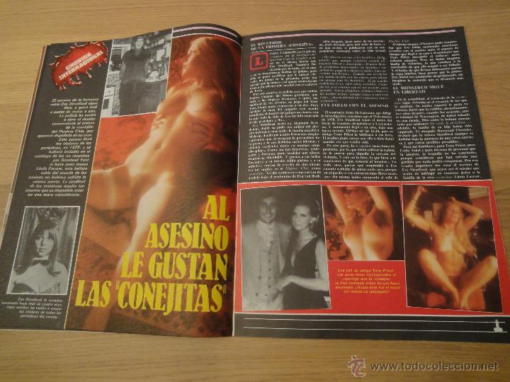 Coleccionismo de Revistas y Periódicos: Revista PEN # 30 / 1980 ~ BARBARA MOOSE ~ EVE STRATFORD ~ MARILYN JESS - Foto 6 - 46958883