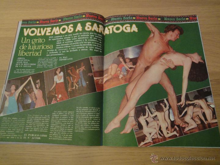 Coleccionismo de Revistas y Periódicos: Revista PEN # 30 / 1980 ~ BARBARA MOOSE ~ EVE STRATFORD ~ MARILYN JESS - Foto 8 - 46958883