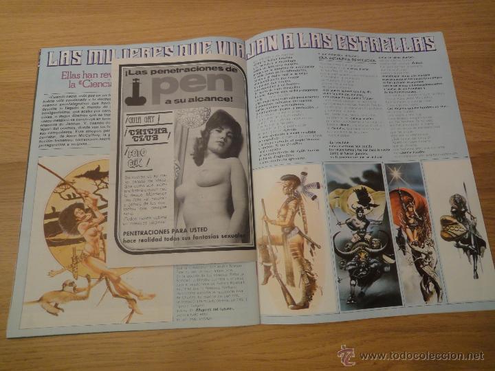 Coleccionismo de Revistas y Periódicos: Revista PEN # 30 / 1980 ~ BARBARA MOOSE ~ EVE STRATFORD ~ MARILYN JESS - Foto 9 - 46958883