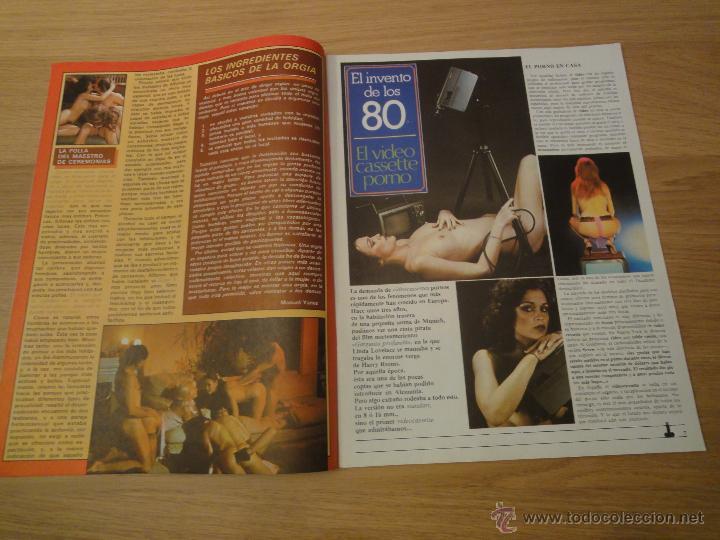Coleccionismo de Revistas y Periódicos: Revista PEN # 33 / 1980 ~ JAYNE MANSFIELD ~ BARBARA MOOSE - Foto 2 - 46959138