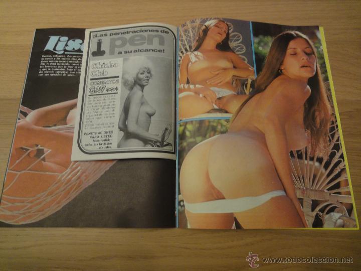 Coleccionismo de Revistas y Periódicos: Revista PEN # 38 / 1980 ~ MARIA SCHNEIDER - Foto 7 - 46959344