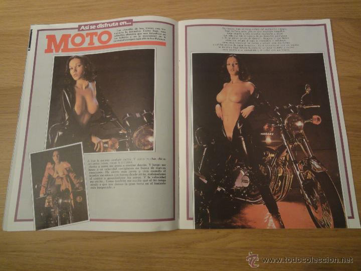 Coleccionismo de Revistas y Periódicos: Revista PEN # 69 / 1982 ~ SILKE SAILER ~ BRIGITTE LAHAIE - Foto 5 - 46964774