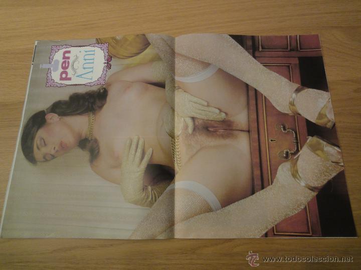 Coleccionismo de Revistas y Periódicos: Revista PEN # 69 / 1982 ~ SILKE SAILER ~ BRIGITTE LAHAIE - Foto 8 - 46964774