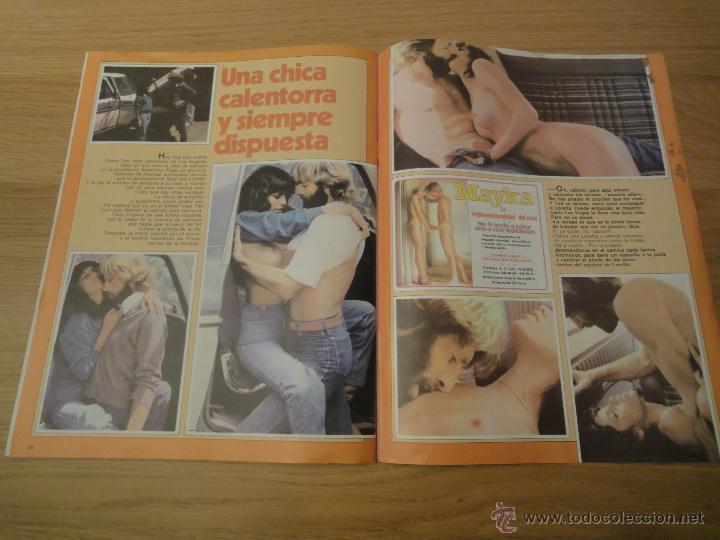 Coleccionismo de Revistas y Periódicos: Revista PEN # 69 / 1982 ~ SILKE SAILER ~ BRIGITTE LAHAIE - Foto 13 - 46964774
