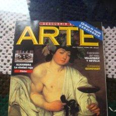 Coleccionismo de Revistas y Periódicos: REVISTA DESCUBRIR EL ARTE. CARAVAGGIO. Lote 47010495