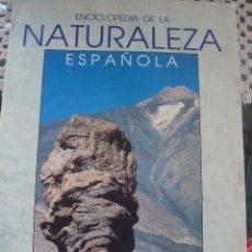 Coleccionismo de Revistas y Periódicos: FASCICULOS COLECCIONABLES ENCICLOPEDIA NATURALEZA ESPAÑOLA. DIARIO 16.. Lote 47018928
