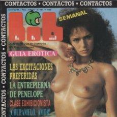 Coleccionismo de Revistas y Periódicos: LIB ESPECIAL # 136 / 1988 ~ LINZI DREW. Lote 47043744
