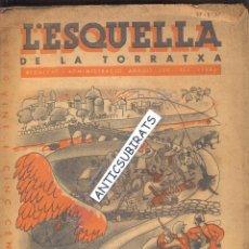 Coleccionismo de Revistas y Periódicos: REVISTA CARICATURA DEL DOS DE MAYO DURANTE LA GUERRA CIVIL AÑO 1937 SUBI KALDERS TISNER RAMON LLULL. Lote 47097266