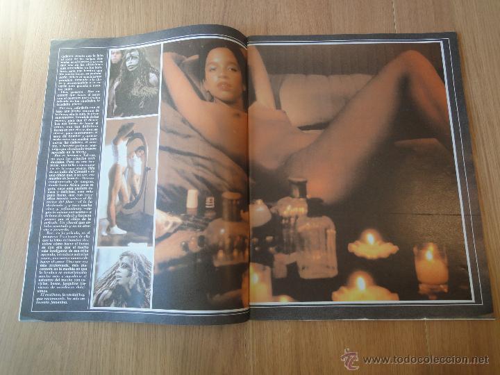 Coleccionismo de Revistas y Periódicos: Revista PEN # 5 / 1982 ~ JANE WARNER ~ HELEN FERGUSON ~ BRIGITTE LAHAIE - Foto 2 - 47123088