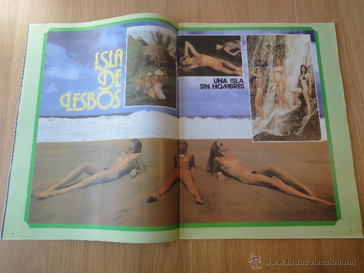 Coleccionismo de Revistas y Periódicos: Revista PEN # 5 / 1982 ~ JANE WARNER ~ HELEN FERGUSON ~ BRIGITTE LAHAIE - Foto 3 - 47123088