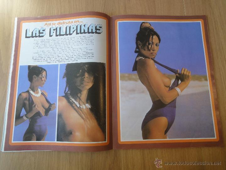 Coleccionismo de Revistas y Periódicos: Revista PEN # 5 / 1982 ~ JANE WARNER ~ HELEN FERGUSON ~ BRIGITTE LAHAIE - Foto 5 - 47123088