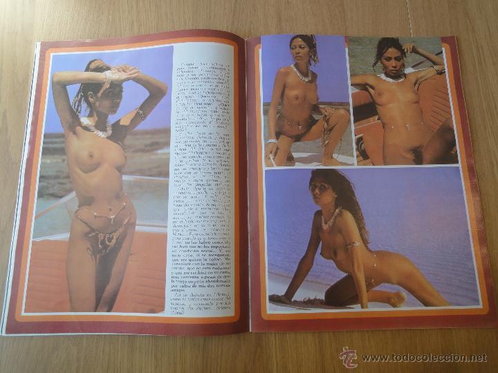 Coleccionismo de Revistas y Periódicos: Revista PEN # 5 / 1982 ~ JANE WARNER ~ HELEN FERGUSON ~ BRIGITTE LAHAIE - Foto 6 - 47123088