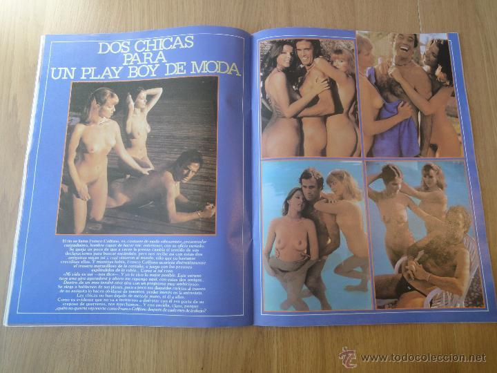 Coleccionismo de Revistas y Periódicos: Revista PEN # 5 / 1982 ~ JANE WARNER ~ HELEN FERGUSON ~ BRIGITTE LAHAIE - Foto 9 - 47123088