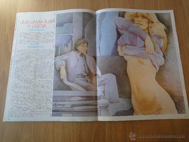 Coleccionismo de Revistas y Periódicos: Revista PEN # 5 / 1982 ~ JANE WARNER ~ HELEN FERGUSON ~ BRIGITTE LAHAIE - Foto 10 - 47123088