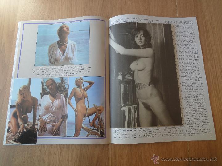 Coleccionismo de Revistas y Periódicos: Revista PEN # 5 / 1982 ~ JANE WARNER ~ HELEN FERGUSON ~ BRIGITTE LAHAIE - Foto 12 - 47123088