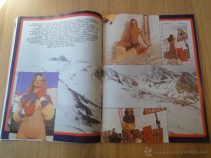 Coleccionismo de Revistas y Periódicos: Revista PEN # 12 / 1983 ~ HELEN FERGUSON ~ Sadomasoquismo - Foto 3 - 47136353