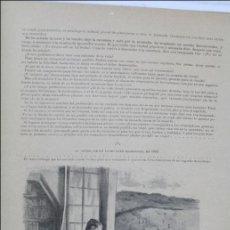 Coleccionismo de Revistas y Periódicos: ANTIGUA REVISTA BLANCO Y NEGRO - AÑO 1895 - AGUSTÍN QUEROL, CRISIS MINISTERIAL - PUBLICAC. COMPLETA. Lote 177761399