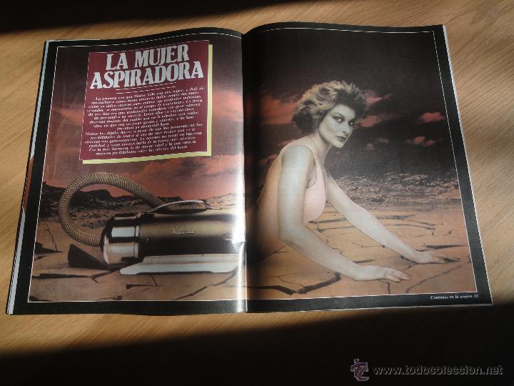 Coleccionismo de Revistas y Periódicos: Revista PEN # 17 / 1983 ~ BRIGITTE LAHAIE ~ JILLY JOHNSON ~ Sadomasoquismo ~ GRETA ANDERSEN - Foto 8 - 47145736