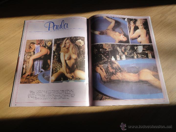 Coleccionismo de Revistas y Periódicos: Revista PEN # 17 / 1983 ~ BRIGITTE LAHAIE ~ JILLY JOHNSON ~ Sadomasoquismo ~ GRETA ANDERSEN - Foto 10 - 47145736