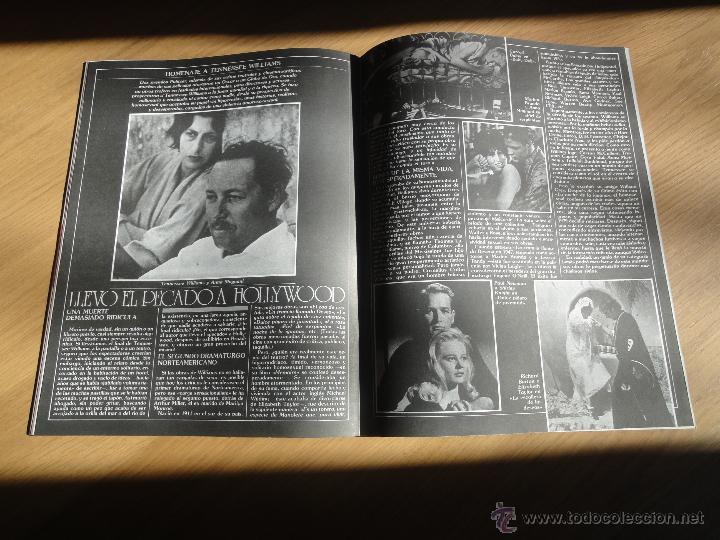 Coleccionismo de Revistas y Periódicos: Revista PEN # 17 / 1983 ~ BRIGITTE LAHAIE ~ JILLY JOHNSON ~ Sadomasoquismo ~ GRETA ANDERSEN - Foto 11 - 47145736