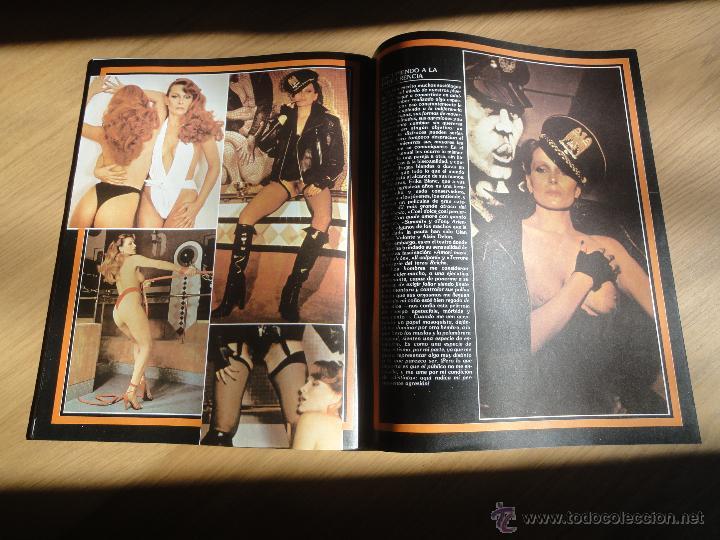 Coleccionismo de Revistas y Periódicos: Revista PEN # 17 / 1983 ~ BRIGITTE LAHAIE ~ JILLY JOHNSON ~ Sadomasoquismo ~ GRETA ANDERSEN - Foto 14 - 47145736