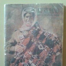 Coleccionismo de Revistas y Periódicos: REVISTA MERIDIANO MARZO 1948. Lote 47180100