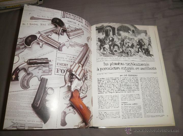 Coleccionismo de Revistas y Periódicos: Revista Gazette des Armes. Álbum Nº 13 (Nºs 78 a 83), 1980 - Foto 4 - 47293745