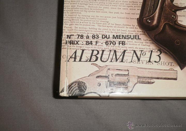 Coleccionismo de Revistas y Periódicos: Revista Gazette des Armes. Álbum Nº 13 (Nºs 78 a 83), 1980 - Foto 6 - 47293745