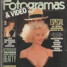 Coleccionismo de Revistas y Periódicos: REVISTA FOTOGRAMAS. Lote 47322371