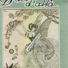 Coleccionismo de Revistas y Periódicos: REVISTA ANY 1924 LOLA ANGLADA CASTELL DE PERELADA SANTA CRISTINA BLANET LLORET JOAN SALVAT PAPASSEIT. Lote 47325909