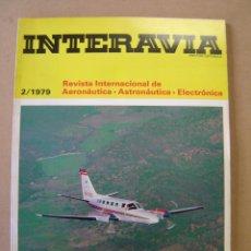 Coleccionismo de Revistas y Periódicos: INTERAVIA Nº 2 / 1979 - REVISTA INTERNACIONAL DE AERONÁUTICA - ASTRONÁUTICA - ELECTRÓNICA. Lote 47411564