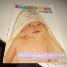 Coleccionismo de Revistas y Periódicos: REVISTA BABIES RUS TOYS . Lote 47517549