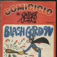 Coleccionismo de Revistas y Periódicos: COMICICLO Nº12, DE FORGES ,BLASH GORDON ENTRE NOSOTROS, . Lote 47538212
