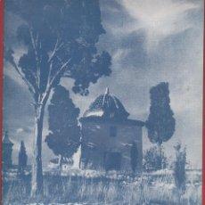 Coleccionismo de Revistas y Periódicos: VALENCIA ATRACCIÓN-Nº268-AÑO XXXII-MAYO 1957-BURJASOT, CIUDAD MODERNA. Lote 47570174