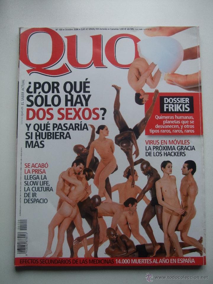 REVISTA QUO - Nº 109 - OCTUBRE 2004 (Coleccionismo - Revistas y Periódicos Modernos (a partir de 1.940) - Otros)