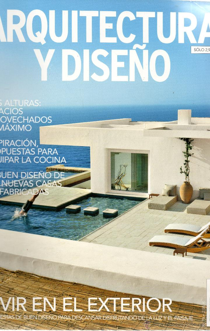 Revista arquitectura y dise o n 79 comprar otras for Revistas de arquitectura online