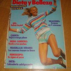 Coleccionismo de Revistas y Periódicos: REVISTA ESPECIAL DE DUNIA `DIETA Y BELLEZA`. Lote 47631262