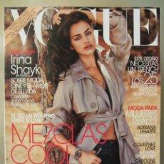 Coleccionismo de Revistas y Periódicos: VOGUE Nº 308. NOVIEMBRE 2013. Lote 47724391