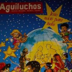 Coleccionismo de Revistas y Periódicos: REVISTA AGUILUCHOS 362 DICIEMBRE 1989. Lote 47876853