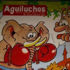 Coleccionismo de Revistas y Periódicos: REVISTA AGUILUCHOS 391 JULIO-AGOSTO 1992. Lote 47877184