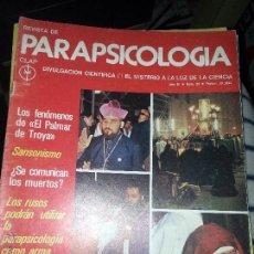 Coleccionismo de Revistas y Periódicos: PARAPSICOLOGIA REVISTAS - REVISTA DIVULGACION CIENTIFICA EL MISTERIO A LA LUZ DE LA CIENCIEA N 28 . Lote 48006564