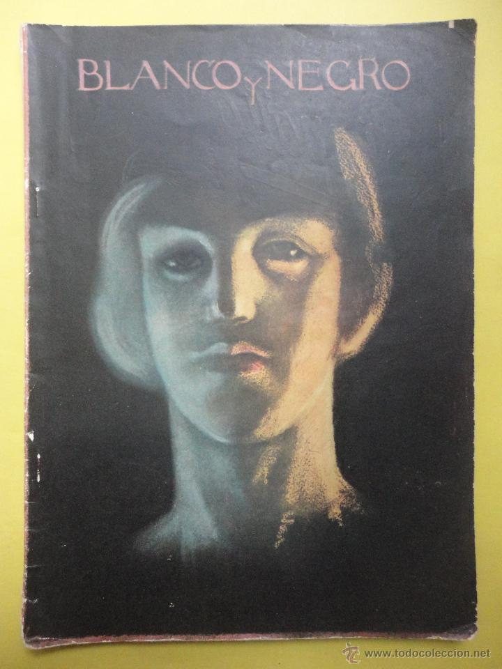 BLANCO Y NEGRO. 10 DE ENERO DE 1926 (Coleccionismo - Revistas y Periódicos Antiguos (hasta 1.939))