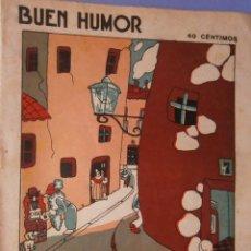 Coleccionismo de Revistas y Periódicos: REVISTA EL BUEN HUMOR MAYO 1926 Nº232. Lote 48138227