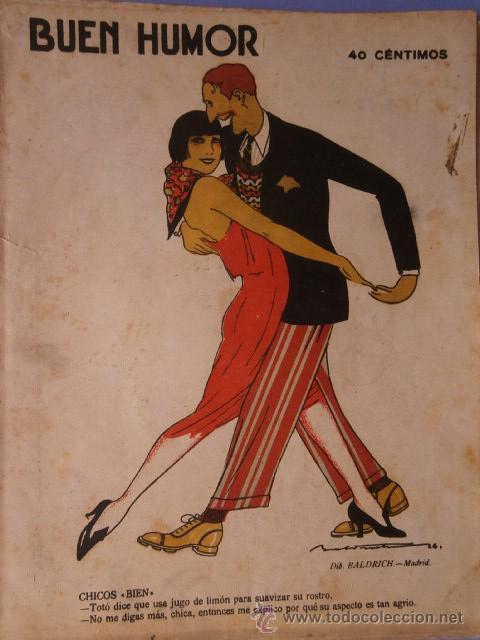 REVISTA BUEN HUMOR JUNIO 1926 Nº237 (Coleccionismo - Revistas y Periódicos Antiguos (hasta 1.939))