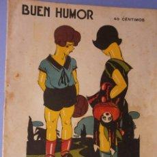 Coleccionismo de Revistas y Periódicos: REVISTA BUEN HUMOR MAYO 1926 Nº234. Lote 48138399