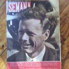 Coleccionismo de Revistas y Periódicos: REVISTA SEMANA 1941.. Lote 48192170